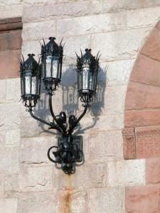 Lantern restoration for the Cambridge City Hall, Cambridge, MA