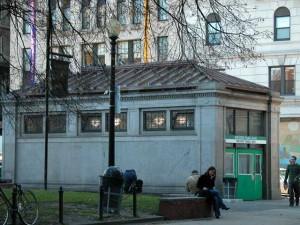 MBTA Station