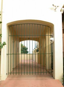 Security Gates for the Innovative Communications, St. Croix, US Virgin Islands