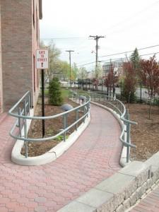 Pedestrian Railings