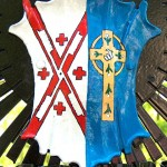 Shield of Edward Cardinal Egan