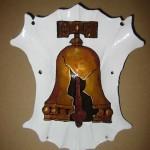 Shield of St. Benedict of Nursia