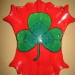 Shield of St. Patrick Apostle of Ireland