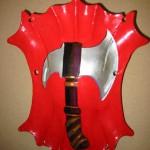 Shield of St. Matthew