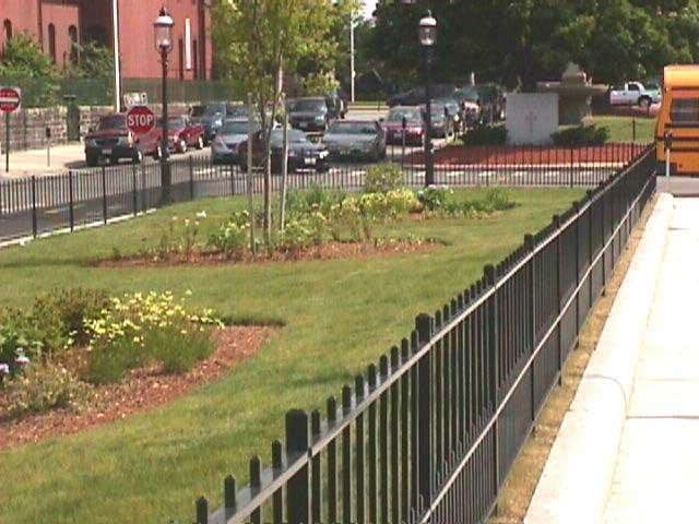 City Park Fence Cassidy Bros Forge Inc