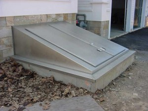 Custom stainless steel bulkhead