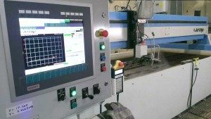 Waterjet JetEdge Cutting Machine