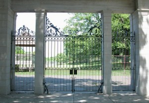 Franklin Park Zoo Entry Gate Restoration Project